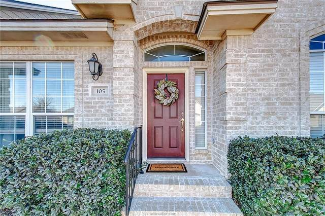 105 Fraternity, College Station, TX 77845 (MLS #21000241) :: NextHome Realty Solutions BCS