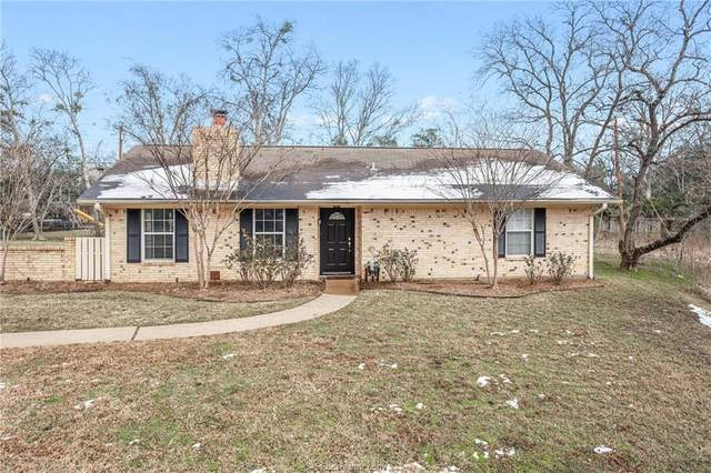 1821 Langford Street, College Station, TX 77840 (MLS #21000268) :: Cherry Ruffino Team
