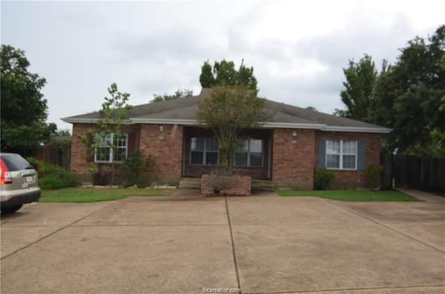 2400-02 Brittain Court, College Station, TX 77845 (MLS #21000273) :: BCS Dream Homes