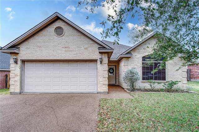 3309 Fredrick Court, College Station, TX 77845 (MLS #21000307) :: Chapman Properties Group