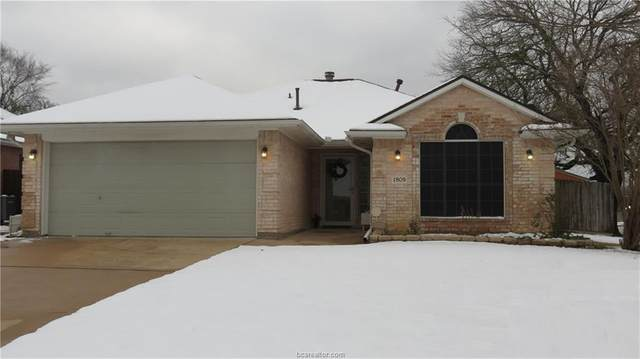 1809 Ibis Court, Bryan, TX 77807 (MLS #21000308) :: Chapman Properties Group