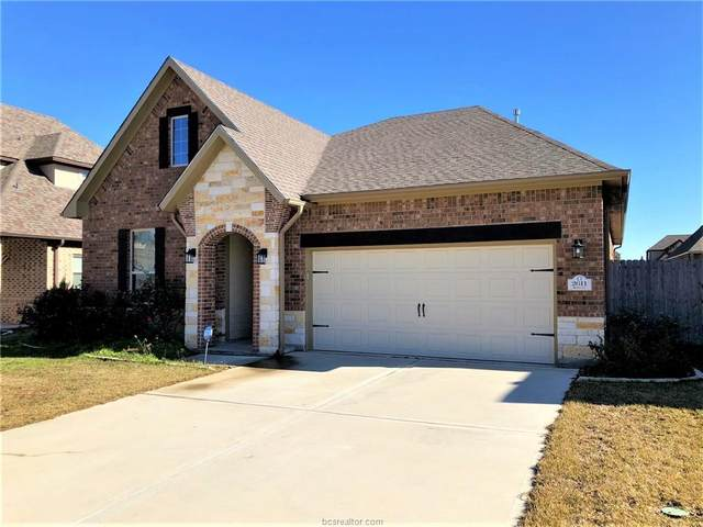 2611 Hailes Ct, College Station, TX 77845 (MLS #21000339) :: Chapman Properties Group