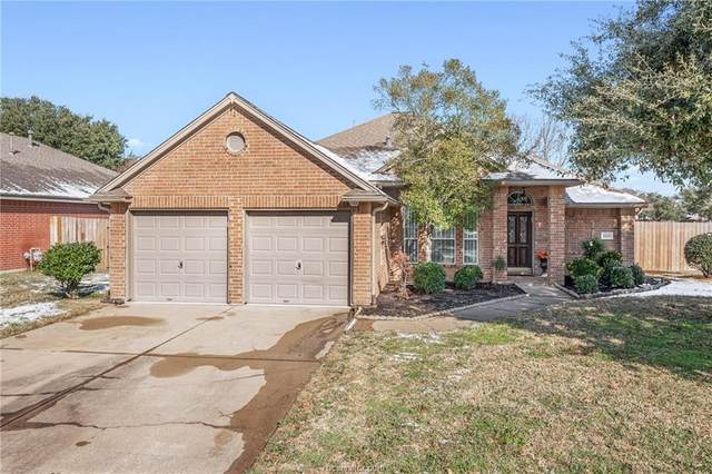 1725 Purple Martin Cove, College Station, TX 77845 (MLS #21000346) :: NextHome Realty Solutions BCS