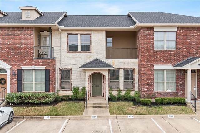 309 Forest Drive, College Station, TX 77840 (MLS #21000374) :: The Lester Group