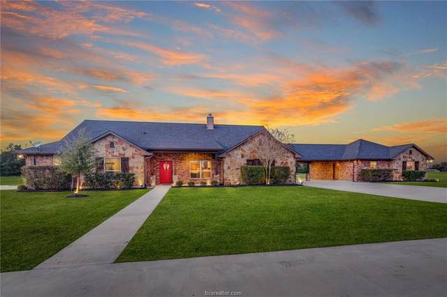 1274 Fawn Lake Drive, Bryan, TX 77808 (MLS #21000379) :: The Lester Group