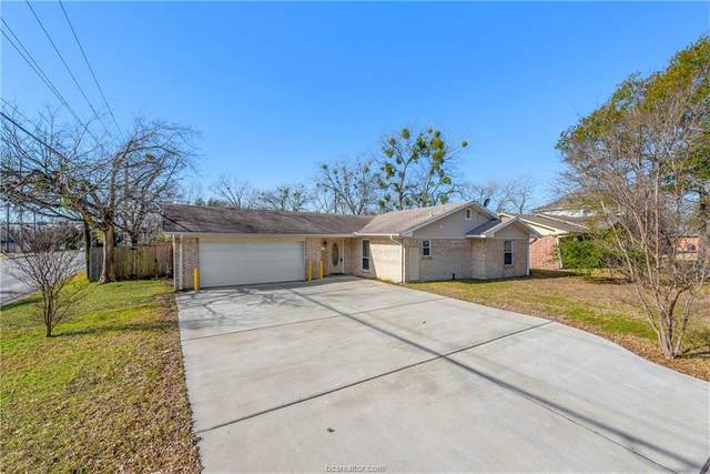 1014 Hereford Street, College Station, TX 77840 (MLS #21000384) :: Cherry Ruffino Team