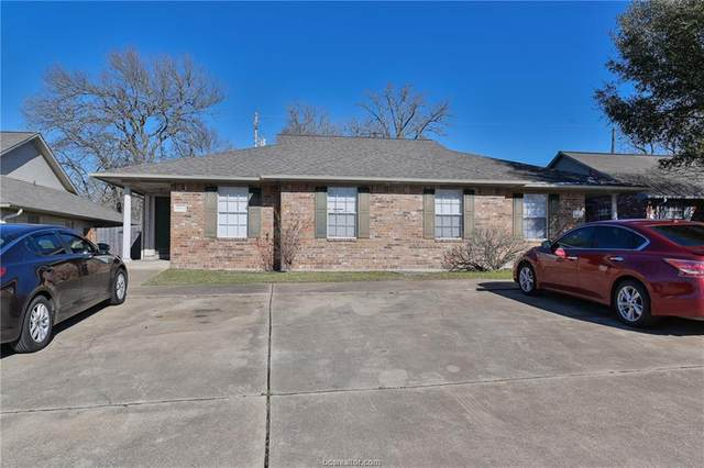 2104 Hidden Hollow Circle, Bryan, TX 77807 (MLS #21000385) :: Chapman Properties Group