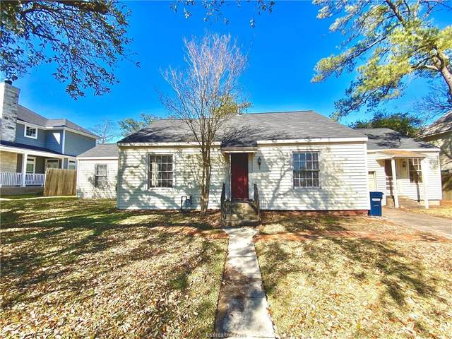 503 Angus, College Station, TX 77840 (MLS #21000410) :: The Lester Group