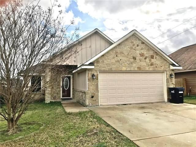 4136 Whispering Creek Drive, College Station, TX 77845 (MLS #21000424) :: Chapman Properties Group