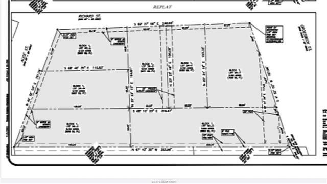 1800 Groesbeck Street, Bryan, TX 77803 (MLS #21000427) :: BCS Dream Homes
