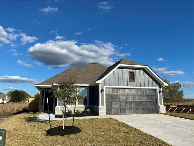 128 Dove Landing Court, Navasota, TX 77868 (MLS #21000431) :: Treehouse Real Estate