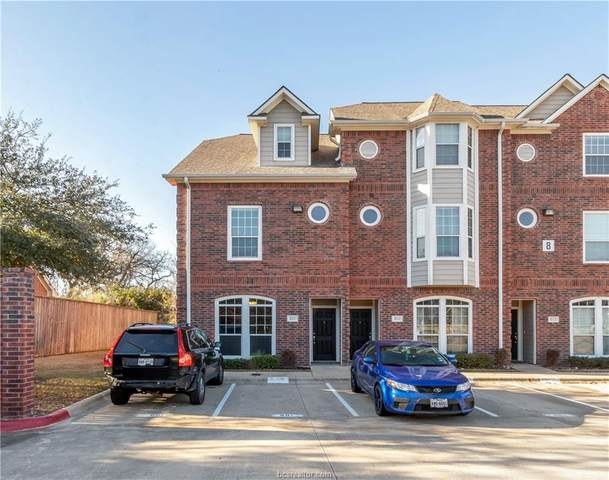 305 Holleman Drive #801, College Station, TX 77840 (MLS #21000440) :: RE/MAX 20/20