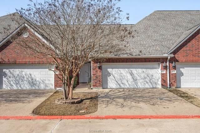 3507 Myth Lane, College Station, TX 77845 (MLS #21000442) :: Chapman Properties Group