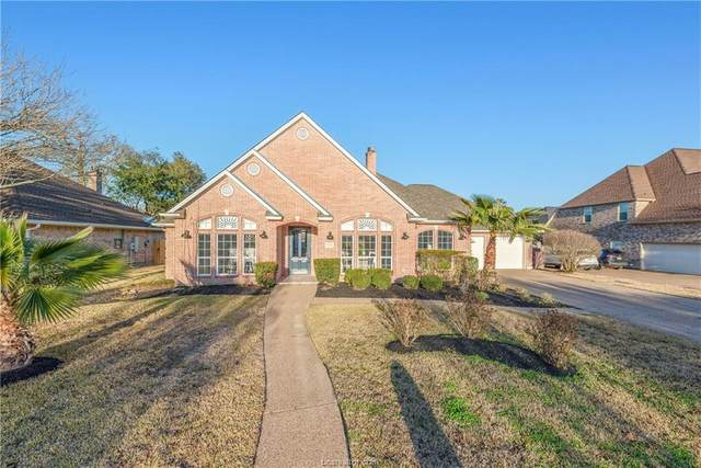 5128 Bellerive Bend Drive, College Station, TX 77845 (MLS #21000445) :: BCS Dream Homes