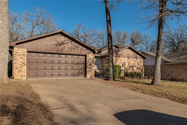 2112 Pantera Drive, Bryan, TX 77807 (MLS #21000455) :: Chapman Properties Group