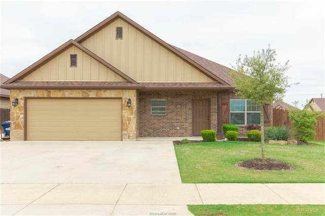 400 Hayes Lane, College Station, TX 77845 (MLS #21000504) :: The Lester Group