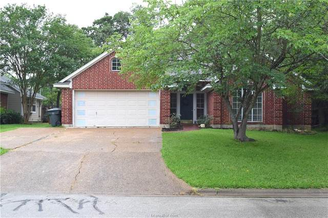 1307 Bayou Woods Drive, College Station, TX 77840 (MLS #21000525) :: Treehouse Real Estate