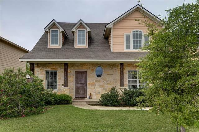 6916 Appomattox Drive, College Station, TX 77845 (MLS #21000530) :: Treehouse Real Estate