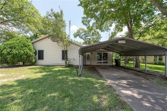 1809 Beck Street, Bryan, TX 77803 (MLS #21000542) :: The Lester Group