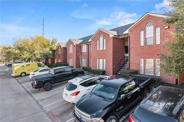 901 Balcones Drive #74, College Station, TX 77845 (MLS #21000549) :: The Lester Group