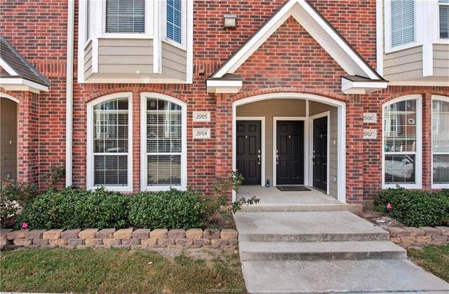 1198 Jones Butler Road, College Station, TX 77840 (MLS #21000550) :: The Lester Group