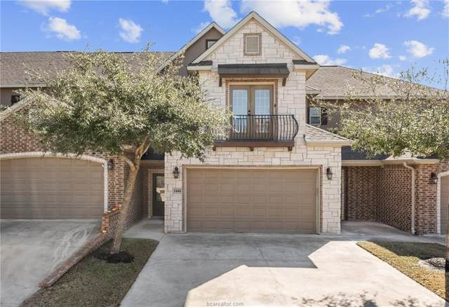 1444 Crescent Ridge Drive, College Station, TX 77845 (MLS #21000572) :: Cherry Ruffino Team
