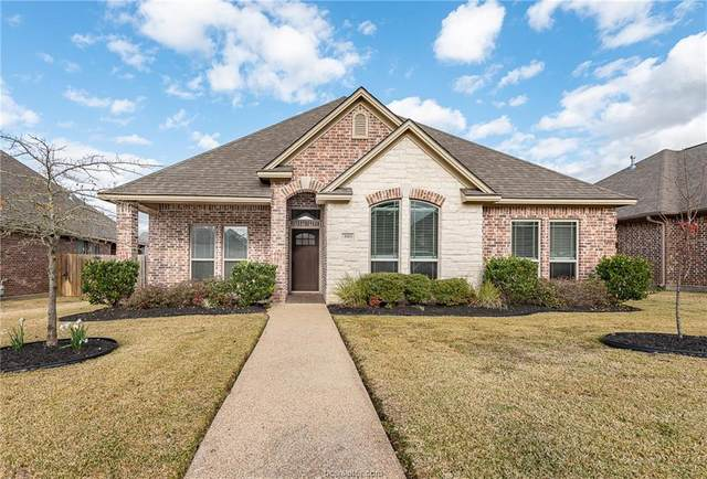 3915 Tournay Lane, College Station, TX 77845 (MLS #21000577) :: Chapman Properties Group