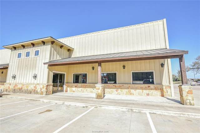 1870 Hwy 79, Franklin, TX 77856 (MLS #21000579) :: My BCS Home Real Estate Group