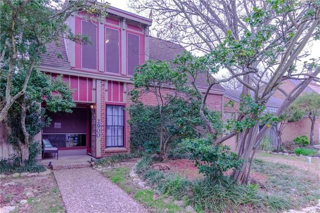 2900 Briarcreek Court, Bryan, TX 77802 (MLS #21000583) :: BCS Dream Homes