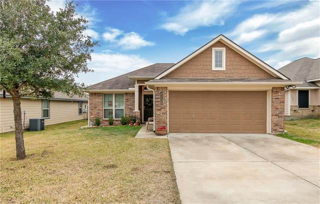4138 Whispering Creek Dr, College Station, TX 77845 (MLS #21000586) :: NextHome Realty Solutions BCS