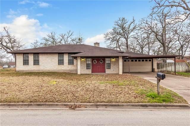 3002 Forestwood Drive, Bryan, TX 77801 (MLS #21000588) :: BCS Dream Homes