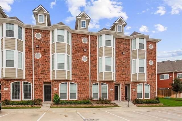 1198 Jones Butler Road #2109, College Station, TX 77840 (MLS #21000594) :: My BCS Home Real Estate Group