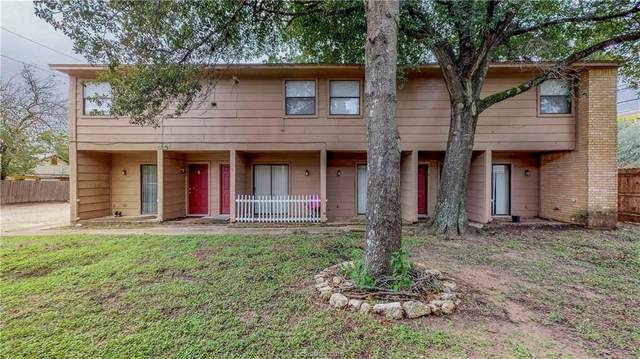 202 Lincoln Avenue C, College Station, TX 77840 (MLS #21000610) :: RE/MAX 20/20