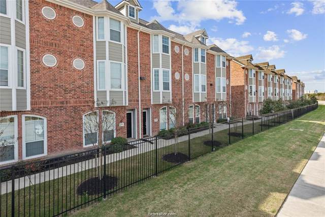 1198 Jones Butler Road #1707, College Station, TX 77840 (MLS #21000614) :: RE/MAX 20/20