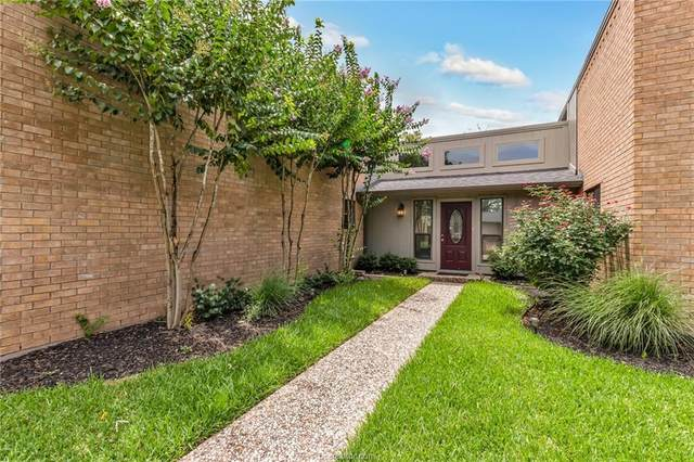 2606 Clearwood Court, College Station, TX 77845 (MLS #21000618) :: Treehouse Real Estate