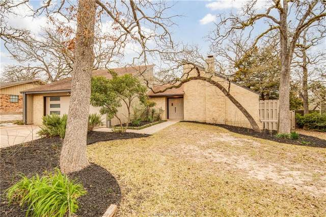 2002 Rayburn Court, College Station, TX 77840 (MLS #21000627) :: Treehouse Real Estate