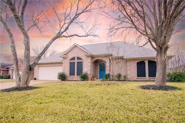 2310 S Pioneer Trail, Bryan, TX 77808 (MLS #21000630) :: The Lester Group