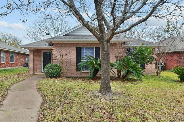 2305 Carnation Court, College Station, TX 77840 (MLS #21000668) :: Chapman Properties Group