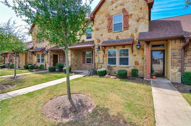 3110 Cullen Trail, College Station, TX 77845 (MLS #21000683) :: Treehouse Real Estate