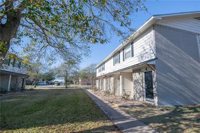 1410 Summit Street C, College Station, TX 77845 (#21000688) :: First Texas Brokerage Company