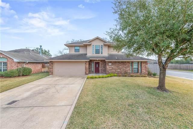 1300 Roanoke Court, College Station, TX 77845 (MLS #21000692) :: BCS Dream Homes