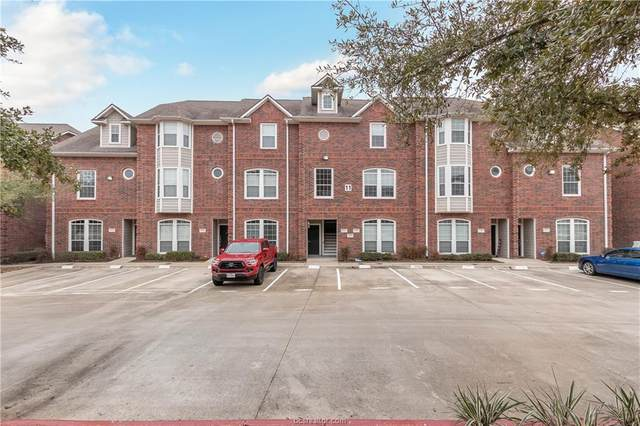 305 E Holleman Drive #1104, College Station, TX 77840 (MLS #21000696) :: The Lester Group