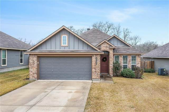 4143 Whispering Creek Drive, College Station, TX 77845 (MLS #21000725) :: Chapman Properties Group