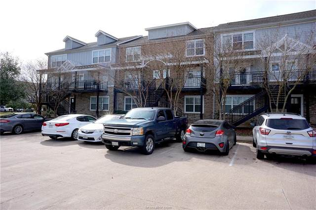 1725 Harvey Mitchell #622, College Station, TX 77840 (MLS #21000733) :: The Lester Group