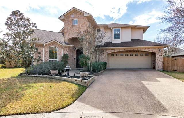 4408 Longthorpe Court, College Station, TX 77845 (MLS #21000753) :: RE/MAX 20/20
