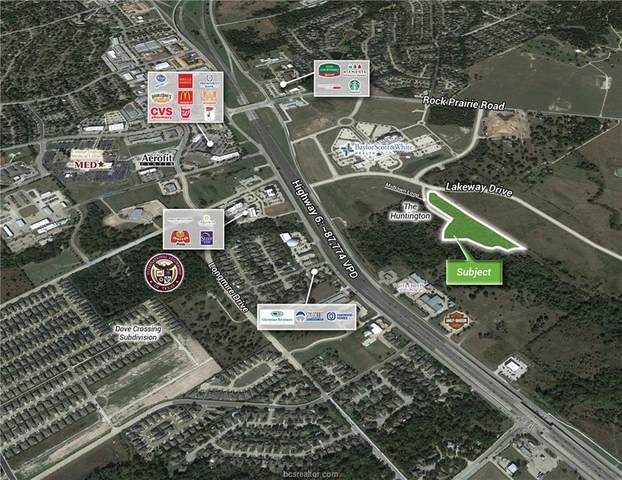 000 South Of Baylor Scott & White, College Station, TX 77845 (MLS #21000805) :: The Lester Group