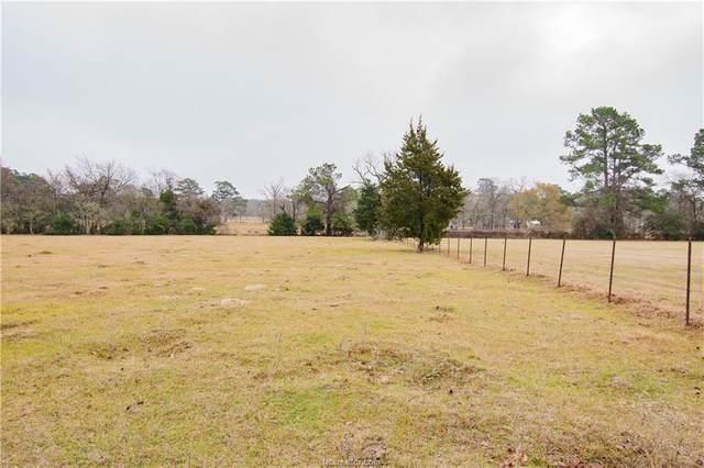 Lot 5 Cr 410, Navasota, TX 77868 (MLS #21000826) :: My BCS Home Real Estate Group