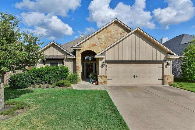 4302 Rock Bend Drive, College Station, TX 77845 (MLS #21000833) :: RE/MAX 20/20