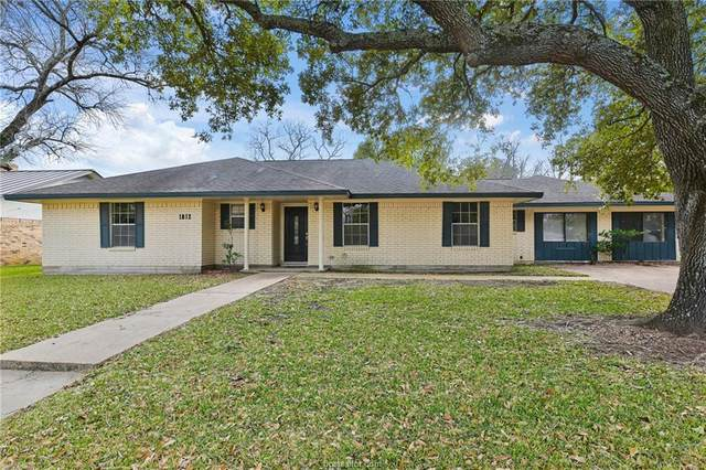 1812 Hondo Drive, College Station, TX 77840 (#21000834) :: First Texas Brokerage Company