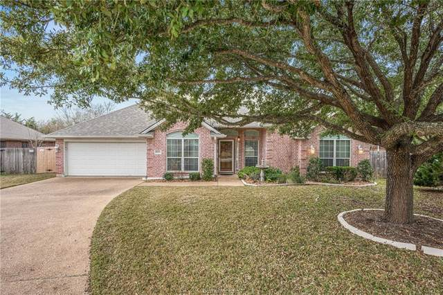 4900 Brompton Lane, Bryan, TX 77802 (MLS #21000845) :: My BCS Home Real Estate Group
